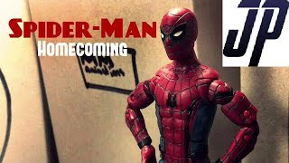 Spider-Man: Homecoming [Part 1] (Stop Motion)