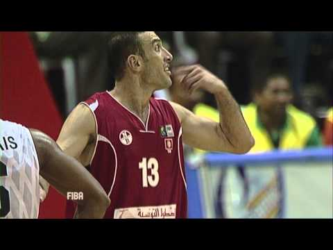 Olympic Basketball Tournament - Team Tunisia
