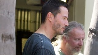 2011 Keanu Reeves and Norton Commando