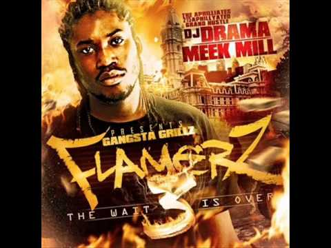 Meek Mill ft Red Cafe - I'm Killin Em [Flamerz 3 Mixtape]