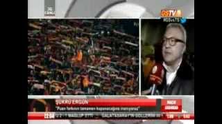 Galatasaray 2 1 Trabzonspor kr Ergin Ma Sonu Aklam
