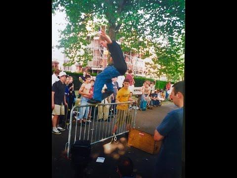 D.I.T.T - Bedlum Skate Jam 98 RAW VHS Transfer