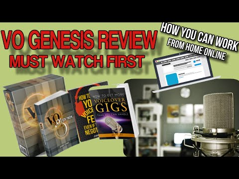 VO Genesis Review | Work From Home Online