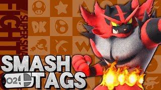 Incineroar Does BIG DAMAGE! - ELITE Smash Tags #02 (Super Smash Bros. Ultimate)