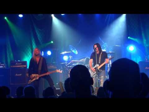 "SLAUGHTER ""Real Love"" live Oct. 9, 2015 in Edmonton, Alberta, Canada"