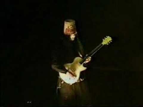 Buckethead - Nightrain solo