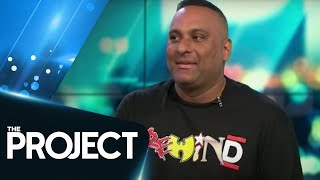 Russell Peters on The Project NZ | Newshub