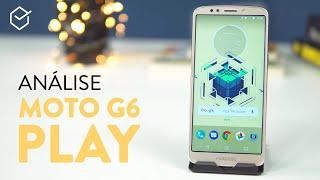 Motorola MOTO G6 PLAY vale a pena?   Análise