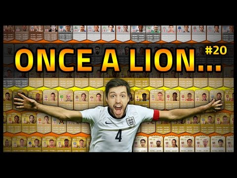 ONCE A LION - #20 - Fifa 15 Ultimate Team
