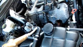 Mercedes SLK320 R170 Spark Plug Replacement