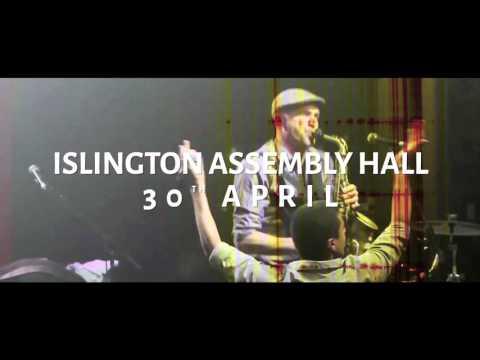 Balkan Beat Box - Islington Assembly Hall Teaser