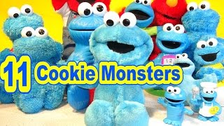 11 Cookie Monster Kids Toys in our Collection a New Record