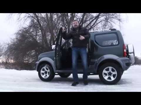 рассказ Suzuki Jimny 2015