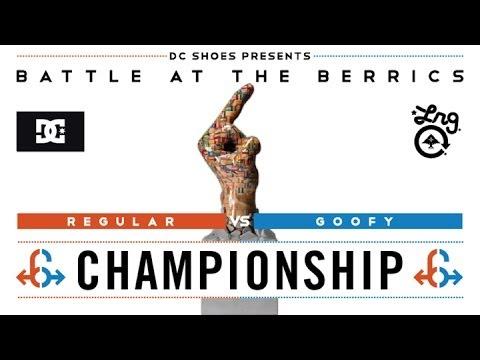 PJ Ladd Vs Paul Rodriguez: BATB6 - Championship Battle