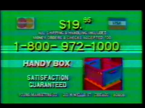 Handy Box Commercial