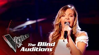 Download Lagu Rhianna Abrey Performs 'Ghost': Blind Auditions | The Voice UK 2018 Gratis STAFABAND