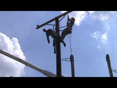 Lineman Rodeo Pole Top Rescue Tommy Lineman Rodeo Pole Top