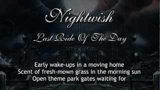 Watch Nightwish Last Ride Of The Day video