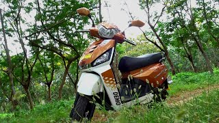 #ScooterFest: Mahindra Gusto 125 Review, Walkaround (VX and DX)