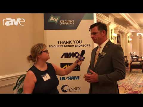 AVEC 2017: Sara Abrons Interviews Sean Wargo, AVIXA's Senior Director of Market Intelligence