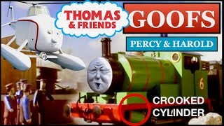 Goofs Found In Percy & Harold (All The Mistakes)