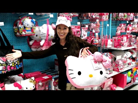 TOY HUNTING – Frozen, Littlest Pet Shop, Disney Princess, My Little Pony. Hello Kitty