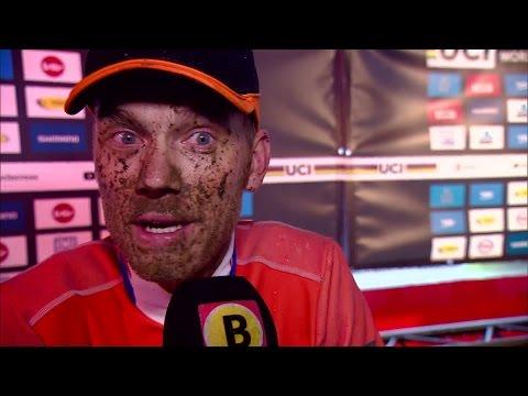 Lars Boom over de wedstrijd in Zolder