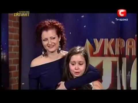 Украина мае талант 5 сезон - Семья Николаенко