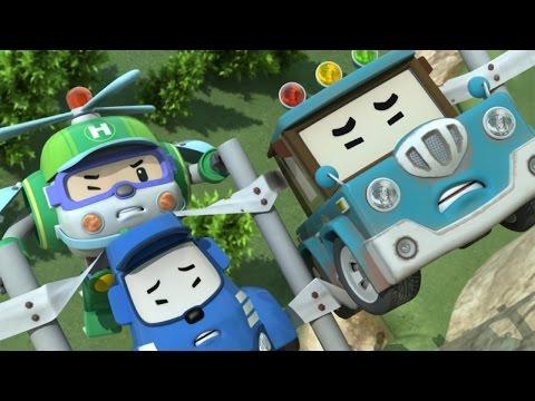 Робокар Поли - Приключение друзей - Каждый может ошибиться (мультфильм 14 в Full HD)