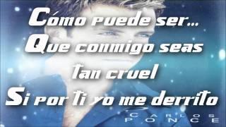 Watch Carlos Ponce Todo Lo Que Soy video