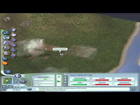 SimCity 4 | Tutorial cómo hacer una ciudad | Parte 1