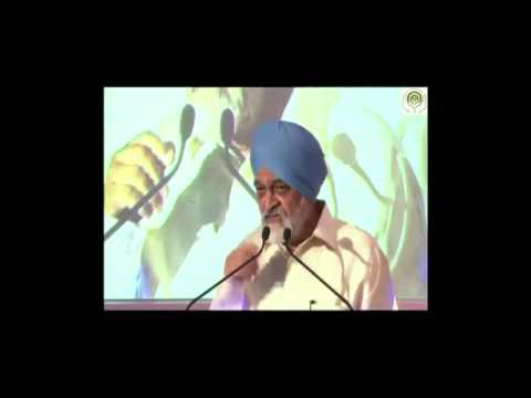 Shri Montek Singh Ahluwalia: Rural Infrastructure: Issues, Concerns and Prospects