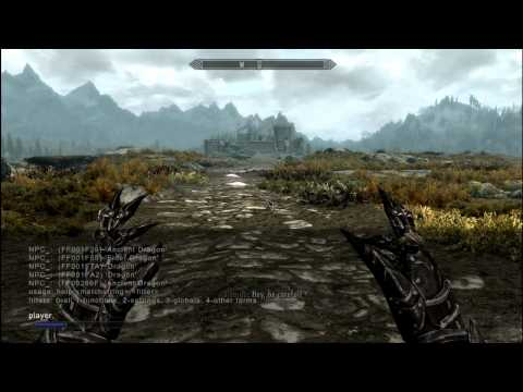 how to make skyrim mods