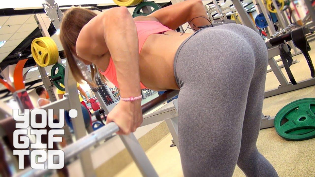 Мои мышцы горят Анастасия Соколова