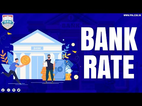 Bank Rate Explained