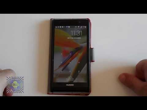 [Huawei EmotionUI] Cómo cambiar el fondo de desbloqueo