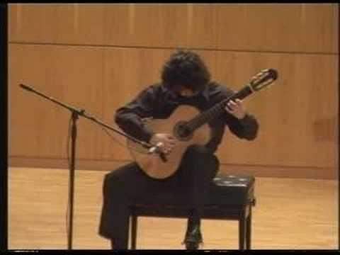 I. Andronoglou performs Variationen uber ein anatolisches Volkslied (Carlo Domeniconi)