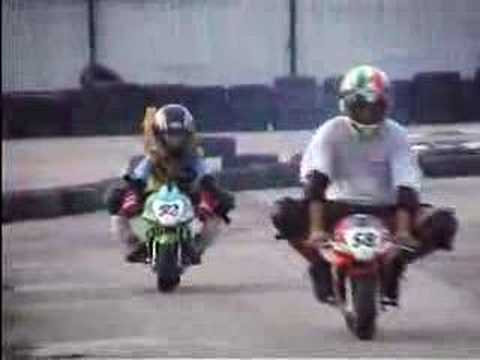 POCKET BIKE MINI MOTO RACING IN HONG KONG MINI WORLD