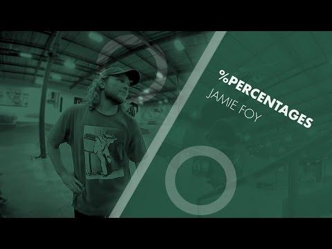 Jamie Foy - Percentages