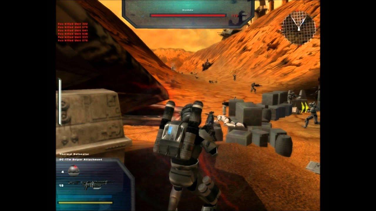 Star Wars Battlefront 2 Mods Maps Video Series Republic