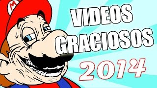 MOMENTOS DIVERTIDOS EN LOS VIDEOJUEGOS #2 | Fernanfloo