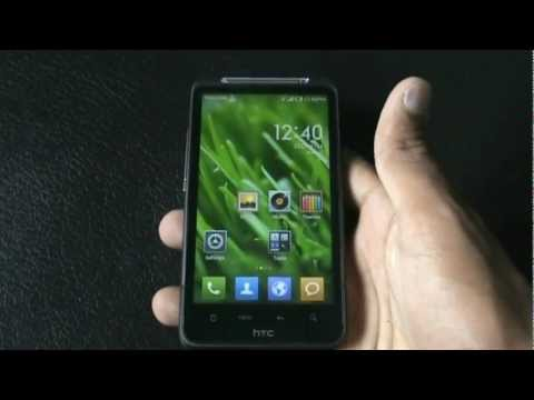 Android 4.1 Jelly Bean Для Htc Desire S