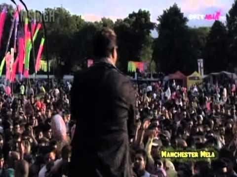 Daroo Vich Pyar - Taz Of Stereo Nation (Manchester Mela 2009...