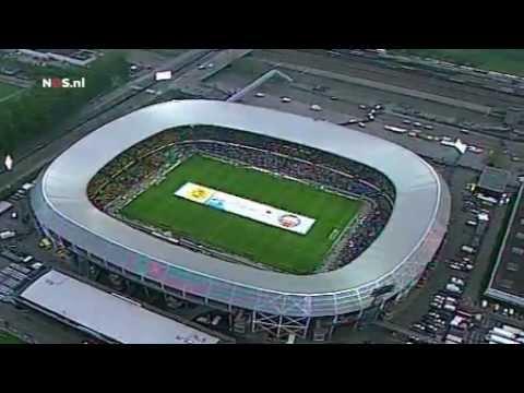 Feyenoord is op eigen veld al geruime tijd ongeslagen in de eredivisie