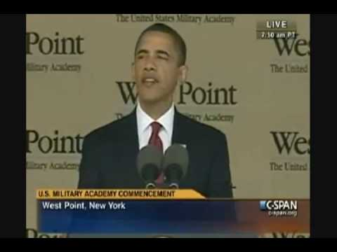 Obama Calls for Global Government A New International World Order 5-23-2010