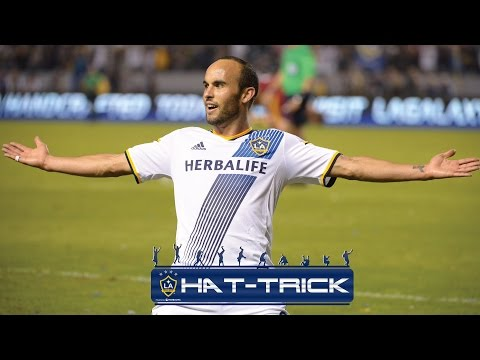 #ThanksLD: Relive Landon Donovan's hat-trick against Real Salt Lake