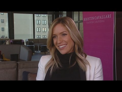 Kristin Cavallari Talks to Heidi Montag 'All the Time'