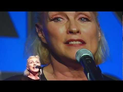 Debbie Harry - Heart of Glass (a cappella) - 22/06/2012 (Cannes Advertising Festival)