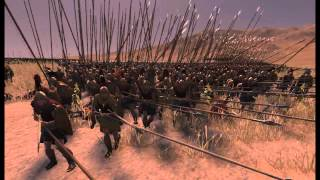 "rome 2 movie battles: Gaugamela from ""Alexander"""