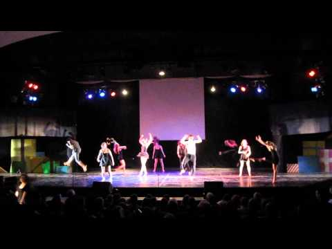 My Body is a Cage - Wexford Collegiate Performance Dance 2012